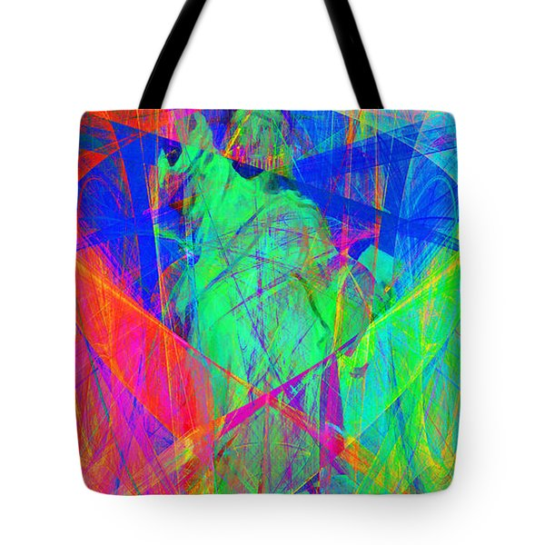 Mother Of Exiles 20130618 Long Tote Bag by Wingsdomain Art and Photography
