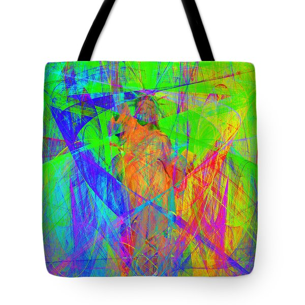 Mother of Exiles 20130618m120 Tote Bag by Wingsdomain Art and Photography