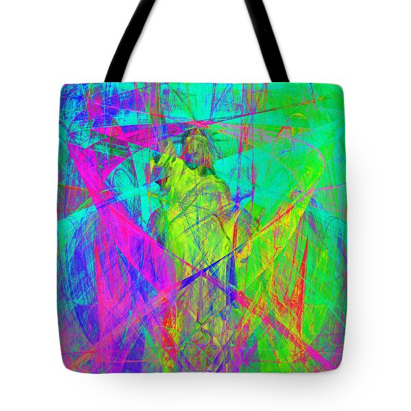 Mother Of Exiles 20130618m60 Tote Bag by Wingsdomain Art and Photography