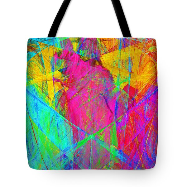 Mother of Exiles 20130618p180 Long Tote Bag by Wingsdomain Art and Photography