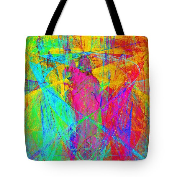 Mother of Exiles 20130618p180 Tote Bag by Wingsdomain Art and Photography