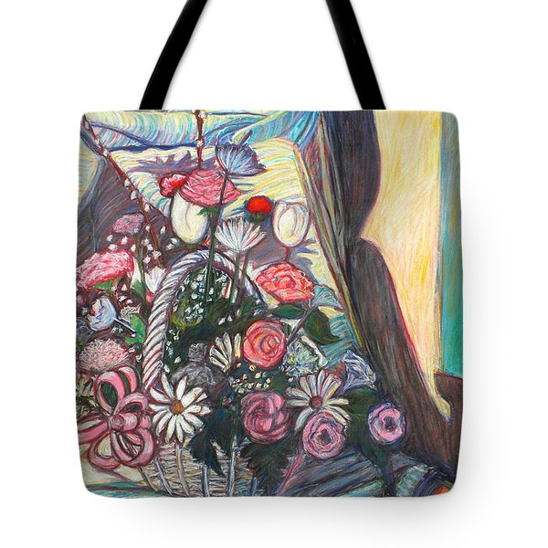 Mothers Day Gift Tote Bag by Kendall Kessler
