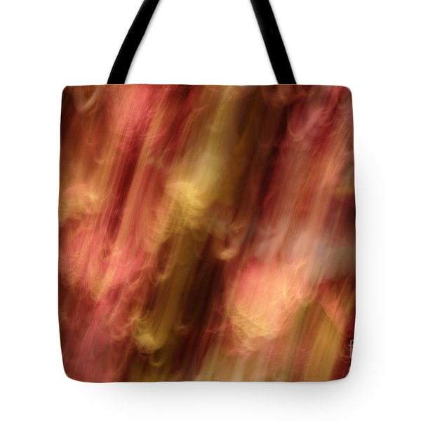 Motion Series - 218 Tote Bag by Paul W Faust -  Impressions of Light