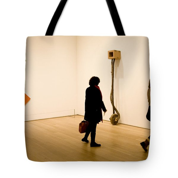 Moving On Tote Bag by Joanna Madloch