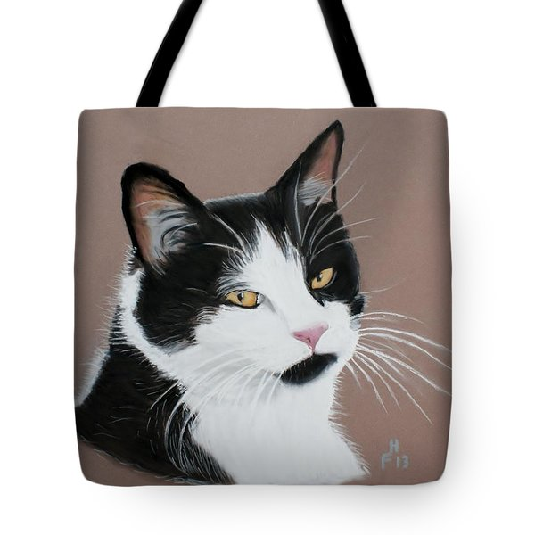 Mr Jinx Tote Bag by Frank Hamilton
