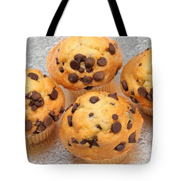 Muffin Tops 2 Tote Bag by Andee Design