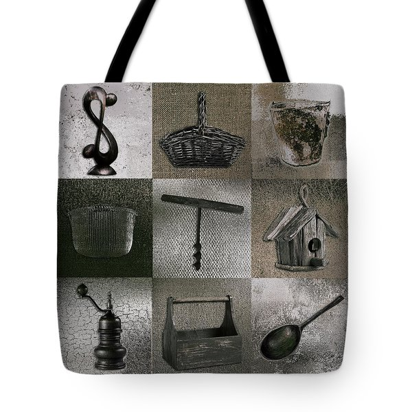 Multi Home Decor - 01v2f4c Tote Bag by Variance Collections