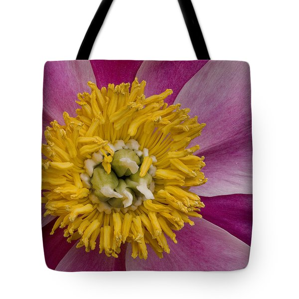 Mum Is The Word Tote Bag by Susan Candelario