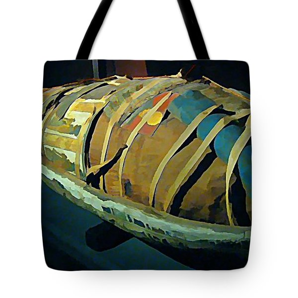 Mums The Word Tote Bag by John Malone Halifax artist