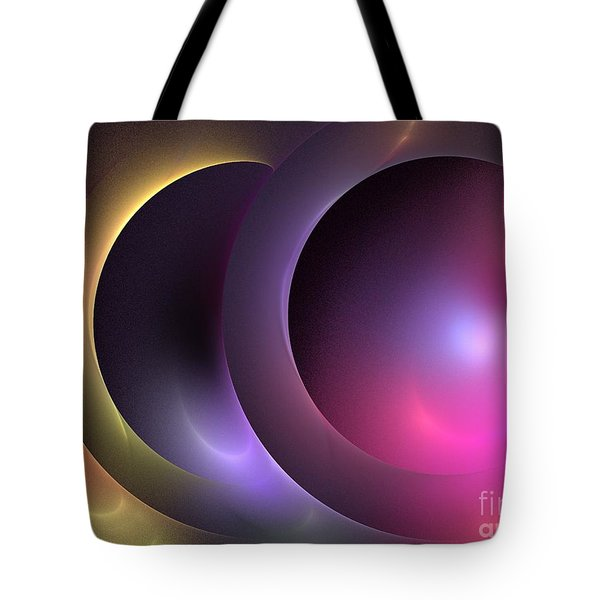 Music Of The Spheres Tote Bag by Kim Sy Ok
