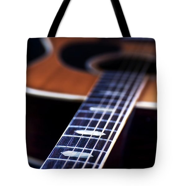 Musical Memories Tote Bag by Tamyra Ayles