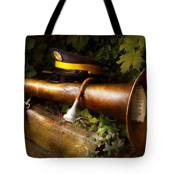Musician - Untarnishable Reputation Tote Bag by Mike Savad