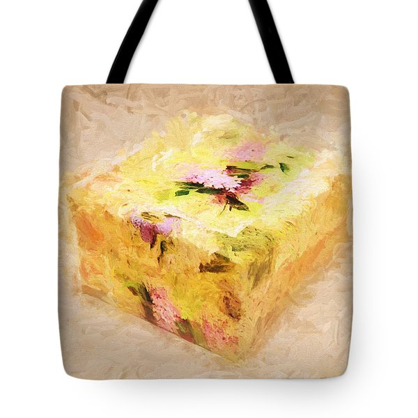 My Box Of Secrets Tote Bag by Andee Design