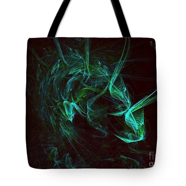 My Exotic Pet Tote Bag by Elizabeth McTaggart
