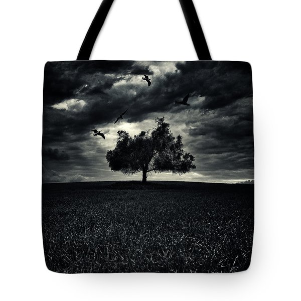 My Friends Tote Bag by Stelios Kleanthous