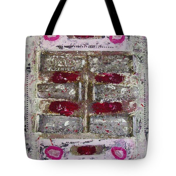 My Jewel Tote Bag by Mini Arora