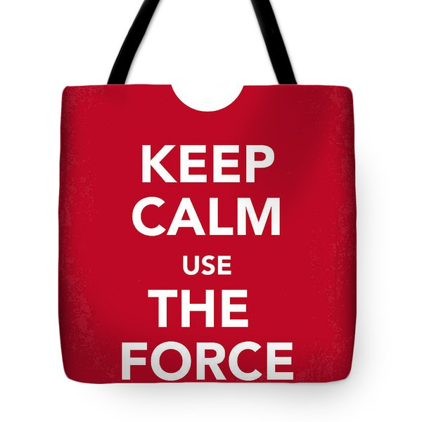 My Keep Calm Star Wars - Rebel Alliance-poster Tote Bag by Chungkong Art