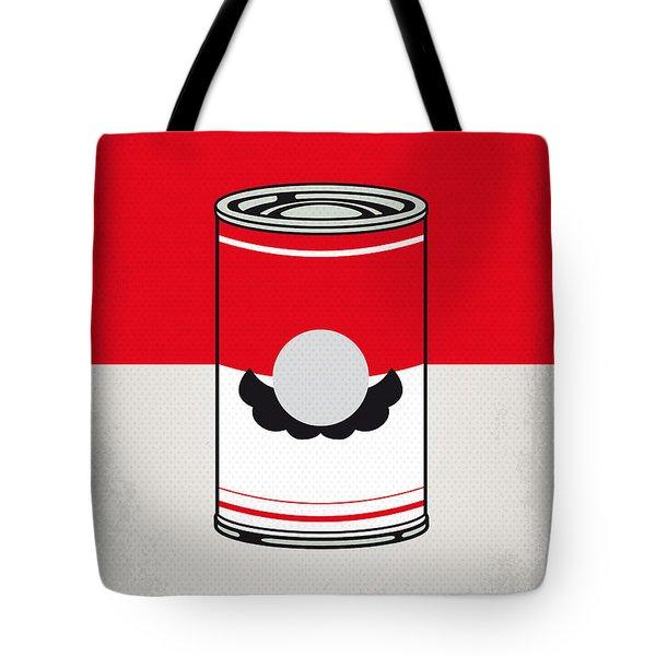 My Mario Warhols Minimal Can Poster-mario Tote Bag by Chungkong Art