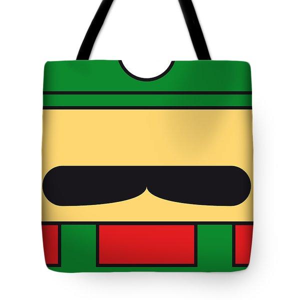 MY MARIOBROS FIG 02 MINIMAL POSTER Tote Bag by Chungkong Art