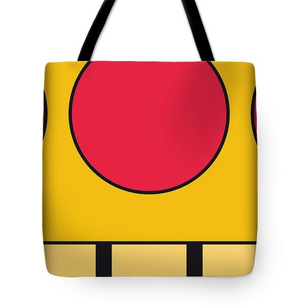 MY MARIOBROS FIG 05C MINIMAL POSTER Tote Bag by Chungkong Art