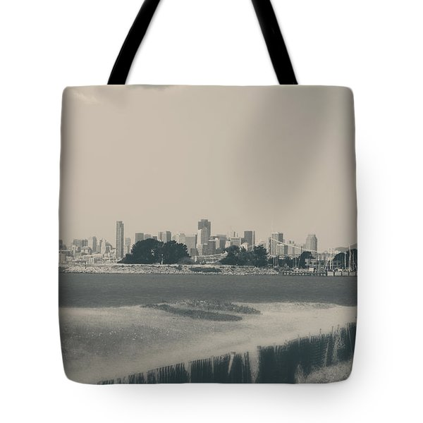 My Mind Knows No Quiet Tote Bag by Laurie Search
