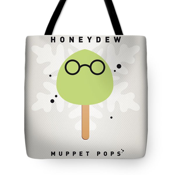 My MUPPET ICE POP - Dr Bunsen Honeydew Tote Bag by Chungkong Art