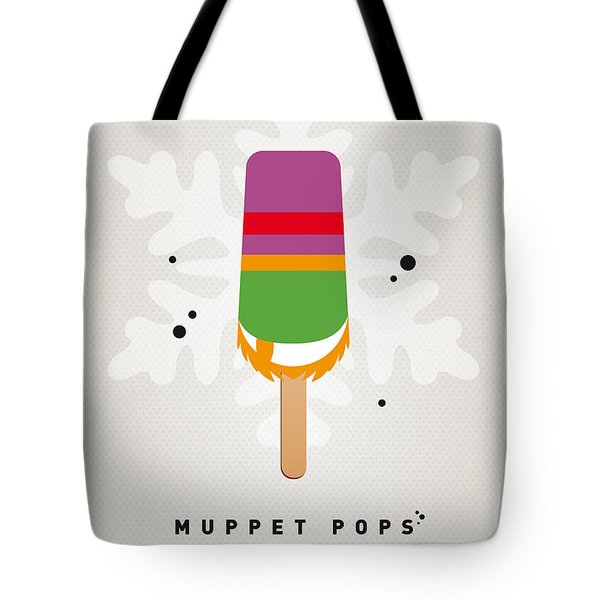 My Muppet Ice Pop - Dr Teeth Tote Bag by Chungkong Art