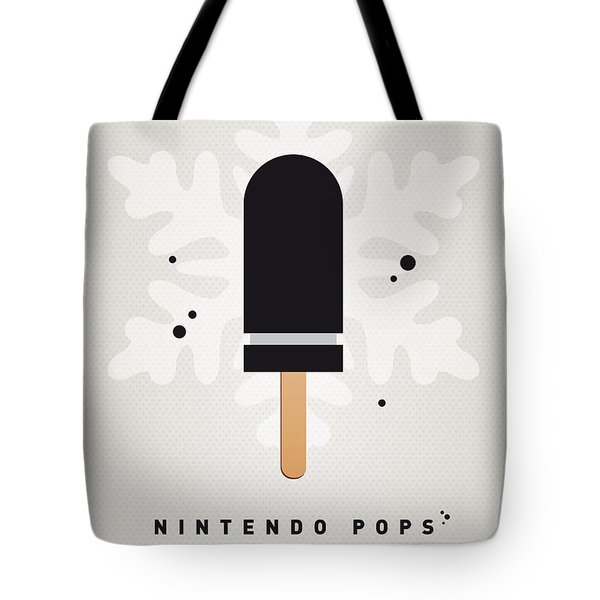 My NINTENDO ICE POP - Bullet Bill Tote Bag by Chungkong Art