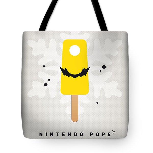 My NINTENDO ICE POP - Wario Tote Bag by Chungkong Art