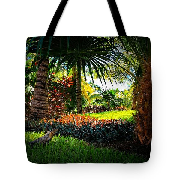 My Pal Iggy Tote Bag by Robert McCubbin
