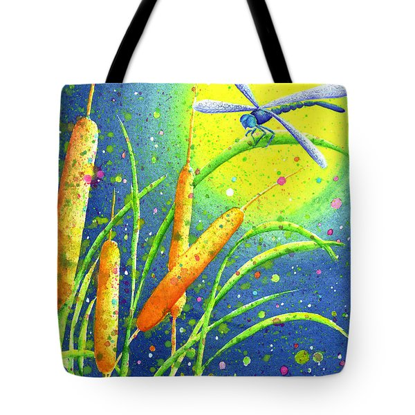 My Sanctuary Tote Bag by Oiyee  At Oystudio