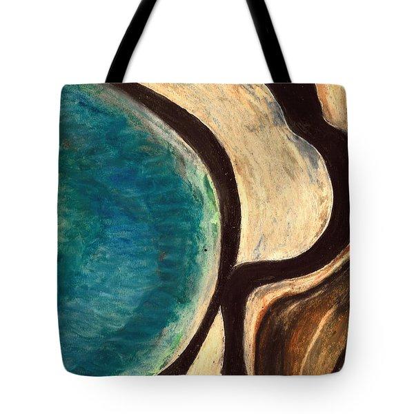 My Seascape I Tote Bag by Carla Sa Fernandes