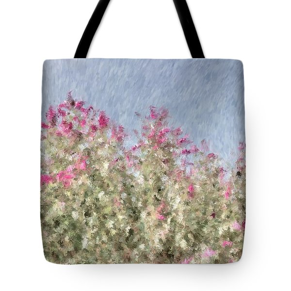 My Spring Garden - Impressionism Tote Bag by Heidi Smith