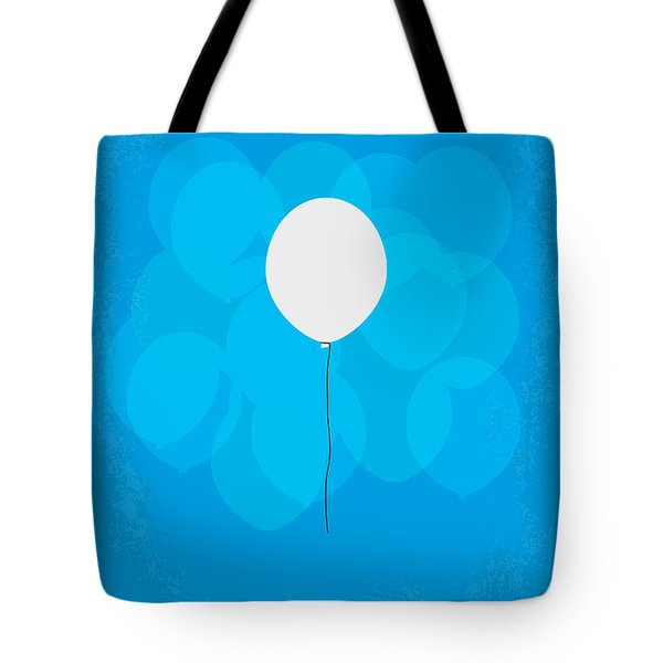 My UP minimal movie poster Tote Bag by Chungkong Art