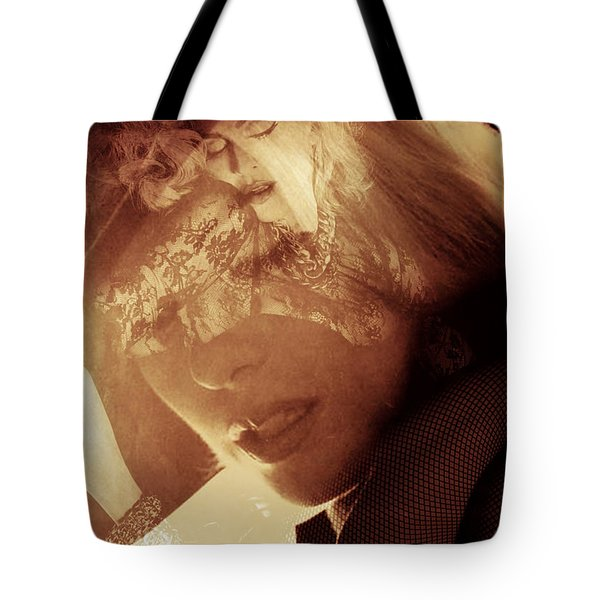 Mymarilyns Tote Bag by M and L Creations