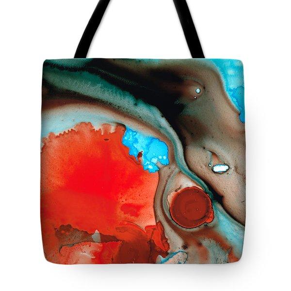 Mystic Calm Tote Bag by Sharon Cummings