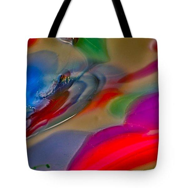 Mystic Dragon Tote Bag by Omaste Witkowski