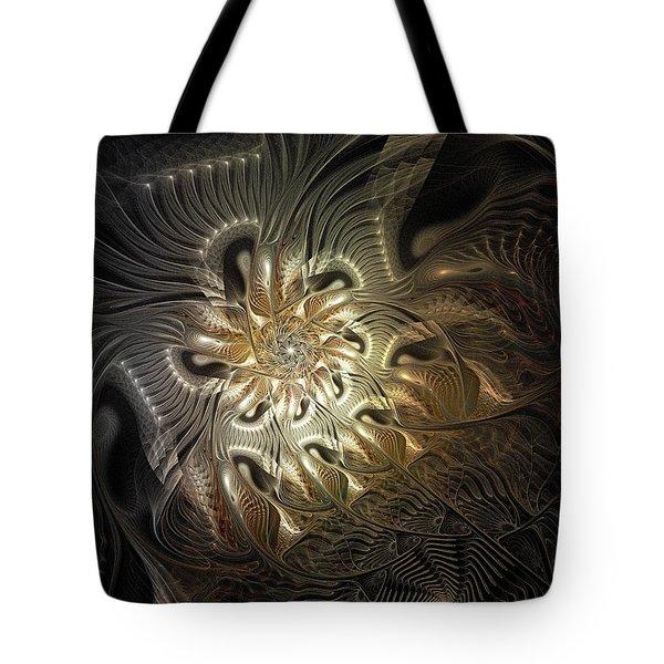 Mystical Metamorphosis Tote Bag by Amanda Moore