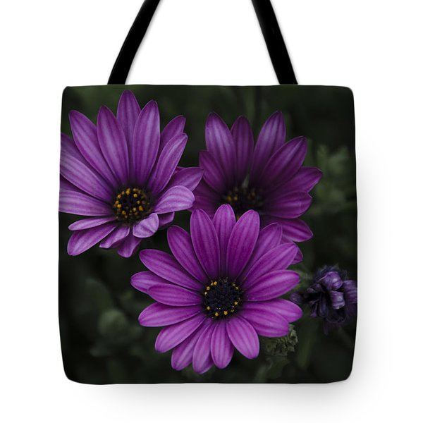 Mystical Purple Tote Bag by Penny Lisowski