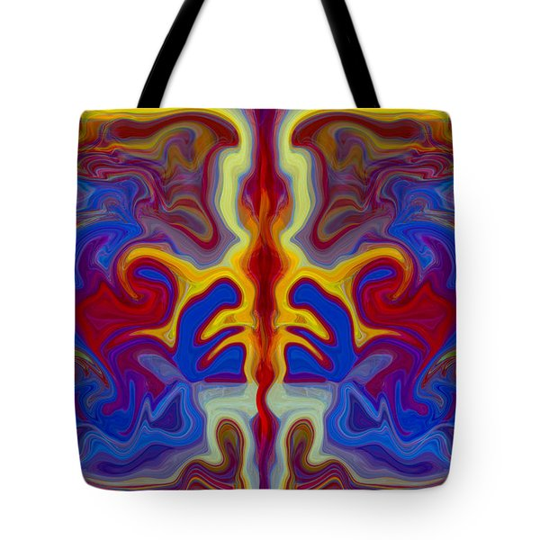 Myths of Dragons Tote Bag by Omaste Witkowski