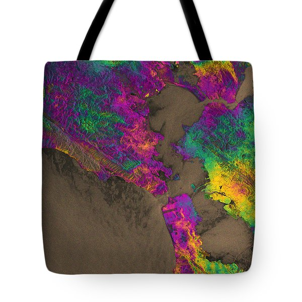 Tote Bag featuring the photograph Napa Valley Earthquake, 2014 by Science Source