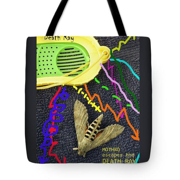 Narrow Escape Tote Bag by Joe Jake Pratt
