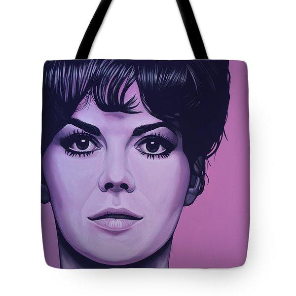Natalie Wood Tote Bag by Paul  Meijering