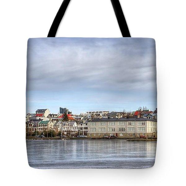Native Harmony Tote Bag by Evelina Kremsdorf