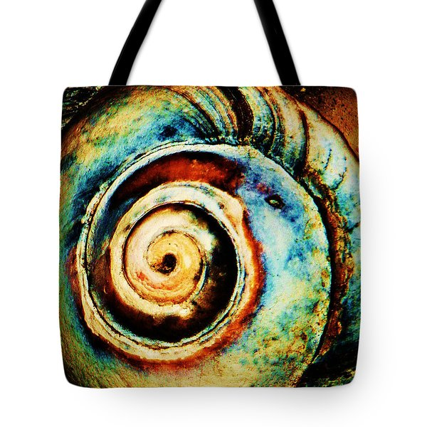 Native Spiral Tote Bag by Daniele Smith