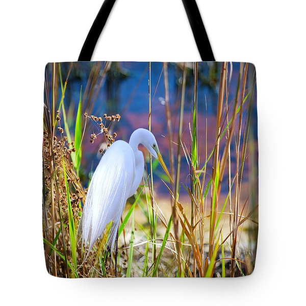 Natural Beauty Tote Bag by Adele Moscaritolo