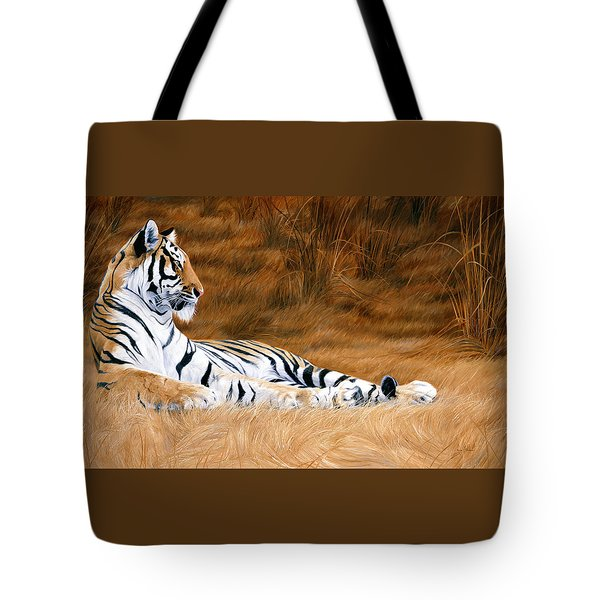 Natural Beauty Tote Bag by Lucie Bilodeau