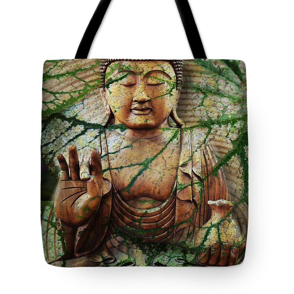 Natural Nirvana Tote Bag by Christopher Beikmann