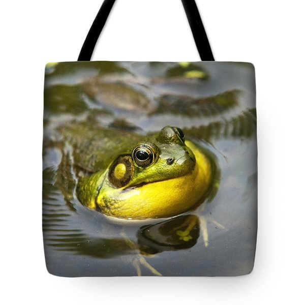 Nature Calling Tote Bag by Christina Rollo