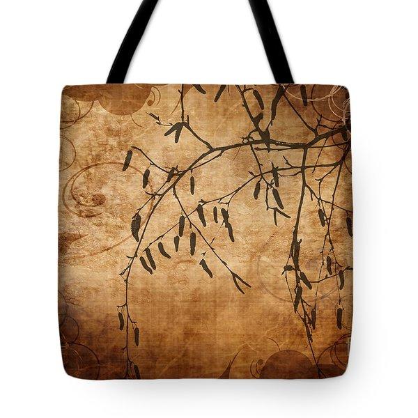 Nature Canvas Tote Bag by Andrea Kollo